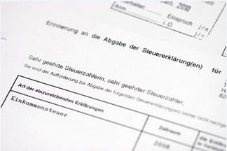 Steuererklärung Kanzlei Otto Schwab München