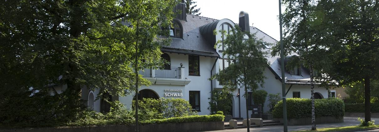 Steuerkanzlei Schwab München Würmtalstrasse